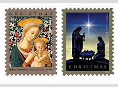 New US Christmas stamps for 2016 The Compass