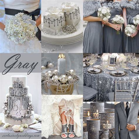 silver wedding winter wedding what s your color exclusively weddings wedding ideas and more