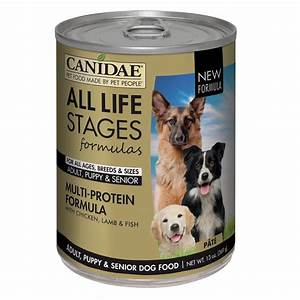 canidae all life stages chicken lamb fish wet dog food With candide dog food