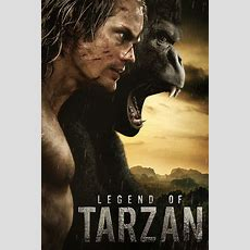 The Legend Of Tarzan (2016)  Posters — The Movie Database (tmdb