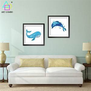 Moderne Poster Fürs Wohnzimmer : blue dolphin bilder kaufen billigblue dolphin bilder partien aus china blue dolphin bilder ~ Bigdaddyawards.com Haus und Dekorationen