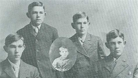 Duncan Brothers Edgar, Charlie, Frank, Walter, And William