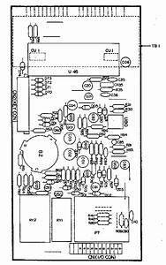 Power And Control Circuit Board  Part No  2q10204a  Diagram  U0026 Parts List For Model 7218883880