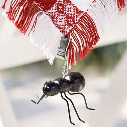 Ant Tablecloth Weights   TheGreenHead.com