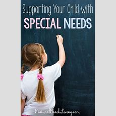 Supporting Your Child With Special Needs  Natural Beach Living