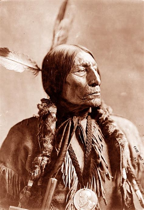 Indian Chief Picture by Cheyenne Chief
