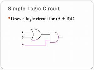 Lecture 2 4 Logic Gate  U0026 Simple Logic Circuit