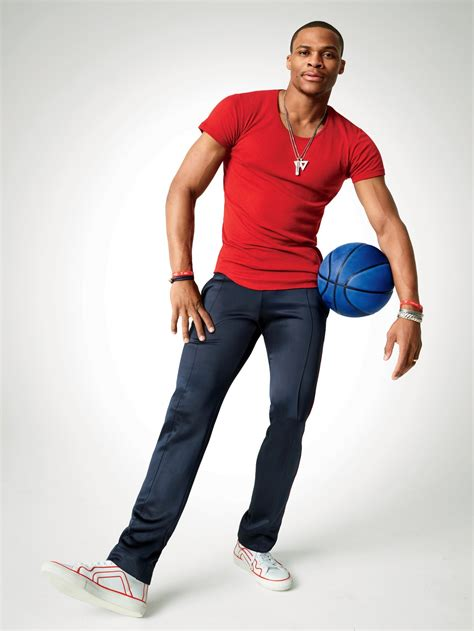 Russell Westbrook Covers Gq Magazines November Issue