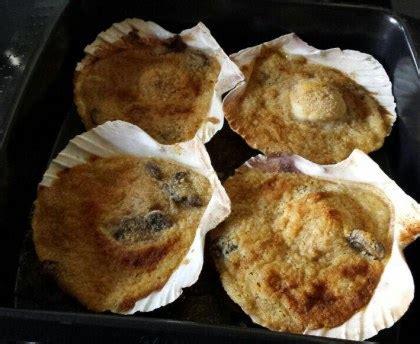 comment cuisiner les coquilles st jacques recettes noix de st jacques congelées