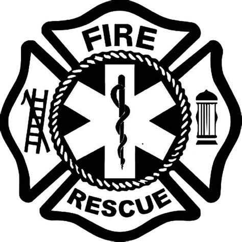 fire rescue maltese cross coloring pages batch coloring