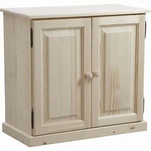 Meuble Bois Brut : buffet en bois brut ncm2760 aubry gaspard ~ Teatrodelosmanantiales.com Idées de Décoration