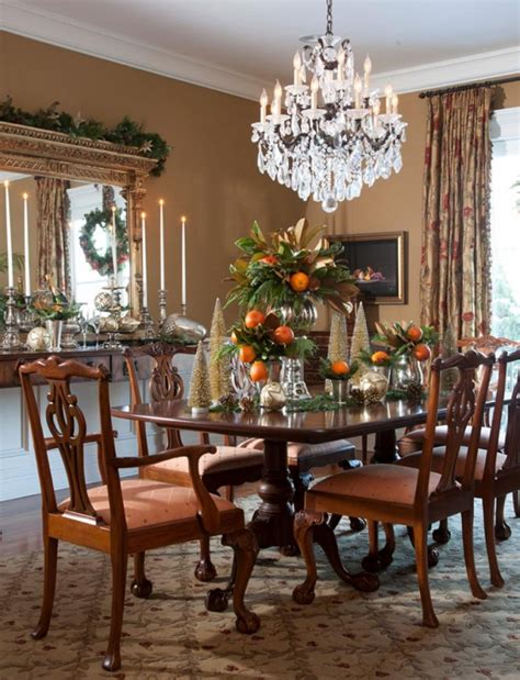awesome traditional dining design ideas