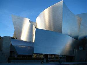 Famous Modern Architecture Steel Buildings California ...