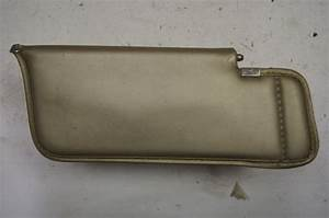1982 Chevy Corvette C3 Collector U0026 39 S Edition Left Lh Sunvisor Gold Used Oem