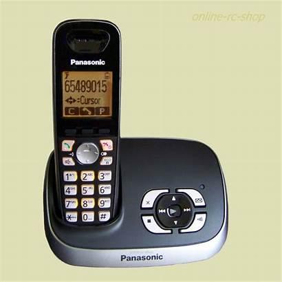 Panasonic Telefon Schnurlostelefon Kx Anrufbeantworter Ab