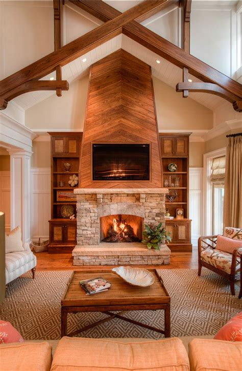 great rooms  vaulted ceilings images