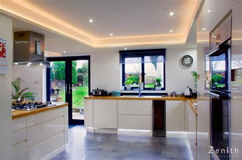 Kitchen Upgrade Ideas - zenith architecture oxford bungalow extension remodeliing