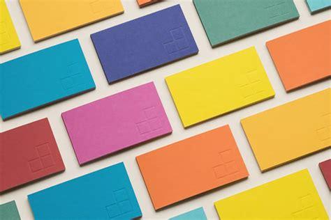 business card design  inspiration  leading designers