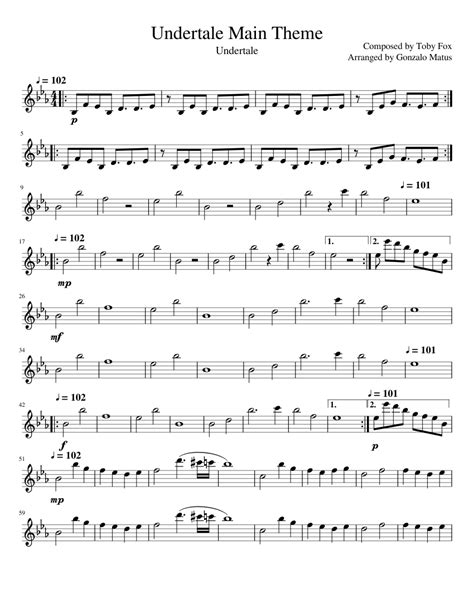 Now he's most commonly known as the father and tutor of wolfgang. Undertale Main Theme - Violin Solo sheet music for Violin download free in PDF or MIDI