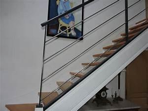 Renover Un Escalier En Bois : r novation d 39 escalier en bois brest quimper finist re ~ Premium-room.com Idées de Décoration