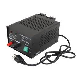 12v Bench Power Supply by 13 8v 6 Amp Dc Regulated Linear Power Supply