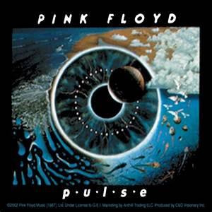 Pink Floyd Pulse Sticker