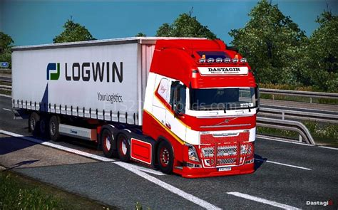 volvo trucks holland volvo fh 2012 holland ets 2 mods ets2downloads