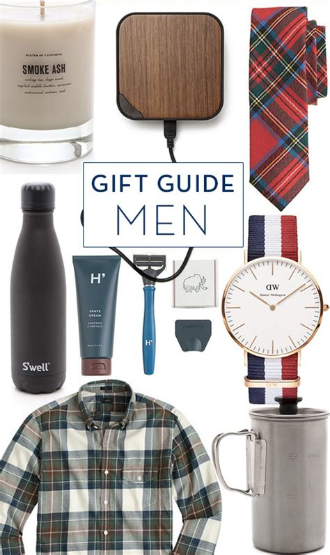 holiday gift guide men lemon stripes
