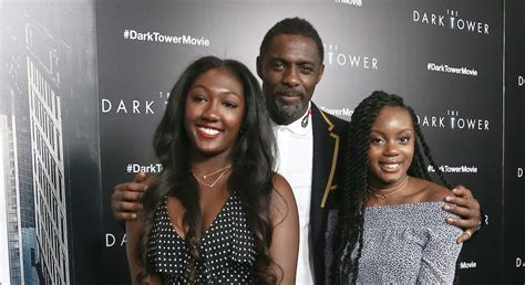 Idris Elba's Daughter Details Helping Mom With Mental ...