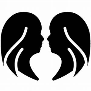 gemini horoscope sign icon – Free Icons Download