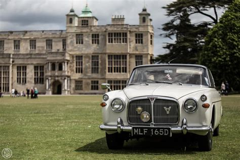 Classic Cars At Audley End
