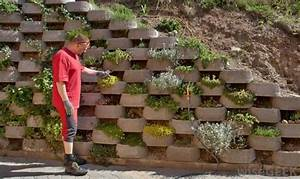 Some Retaining Walls Even Leave Room For The Addition Of