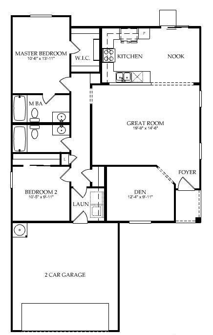 centex floor plans 2003 centex homes