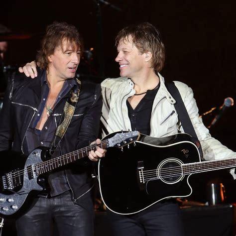 The Bon Jovi Richie Sambora Reunion Talk Underway