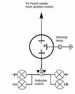 2 Pin Flasher Relay Wiring Diagram