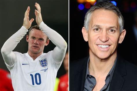 Gary Lineker jokes Wayne Rooney has retired from England ...