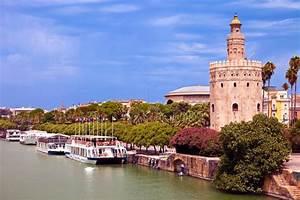 La Torre del Oro Andalousie Espagne