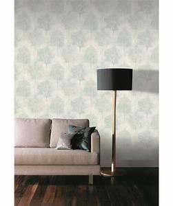 Arthouse Wonderland Duck Egg Wallpaper 256700 Textured ...