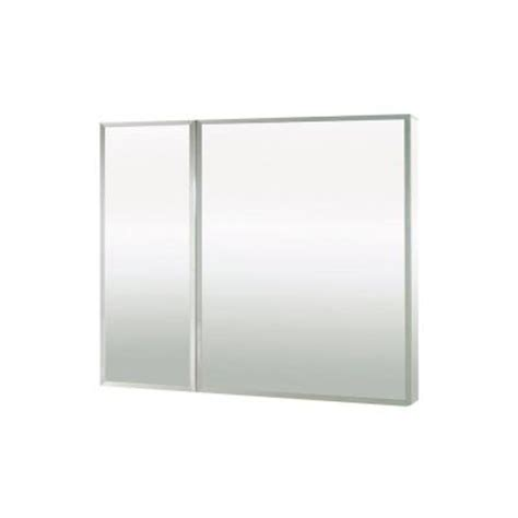 maax evolution 30 in x 26 in mirrored recessed or