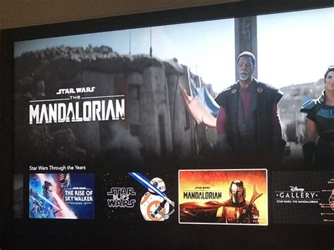 Disney+ has new images from Star Wars: The Mandalorian's ...