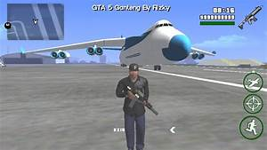 GTA San Andreas GTA 5 Cargo Plane For Android Mod ...