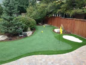 Cost Of Putting Green In My Backyard by Backyard Putting Green Search Outdoor Style