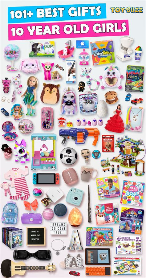 best gifts for girls aged 10 best gifts for 10 year 2018