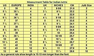 En Dehors De L 39 Europe Modèle Shoe Size Chart India Uk Us Out