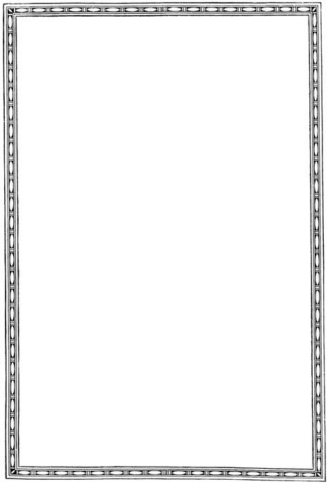 wedding border clipart   clip art