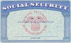 10 ssn template psd images social security card blank With make a social security card template