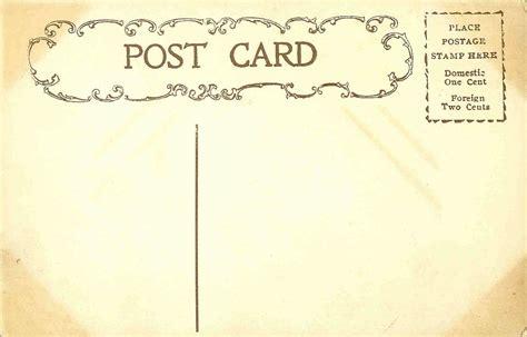 Vintage Postcard Template Vintage Backgrounds Antique Images Free Digital Background Vintage Postcard