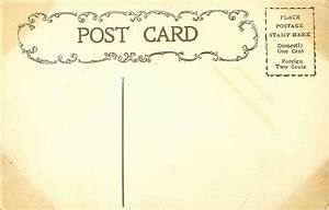 Antique Images: Free Digital Background: Vintage Postcard ...