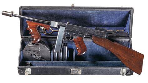 Auto Ordnance Corp - Thompson 1928-Machine gun Firearms ...