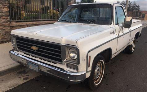 Original Owner Chevrolet Silverado